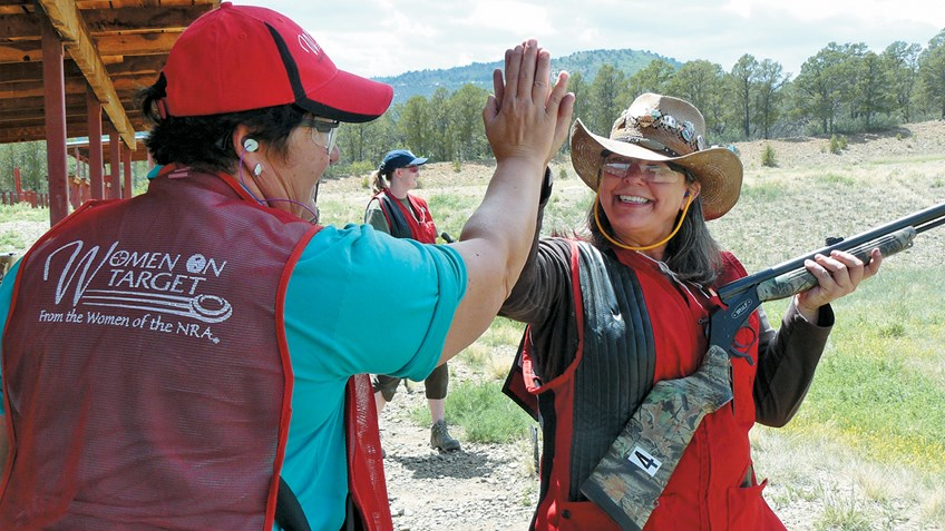 Smith & Wesson's Donation to NRA Women On Target