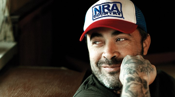 Aaron Lewis: Musician, Father, and Patriot