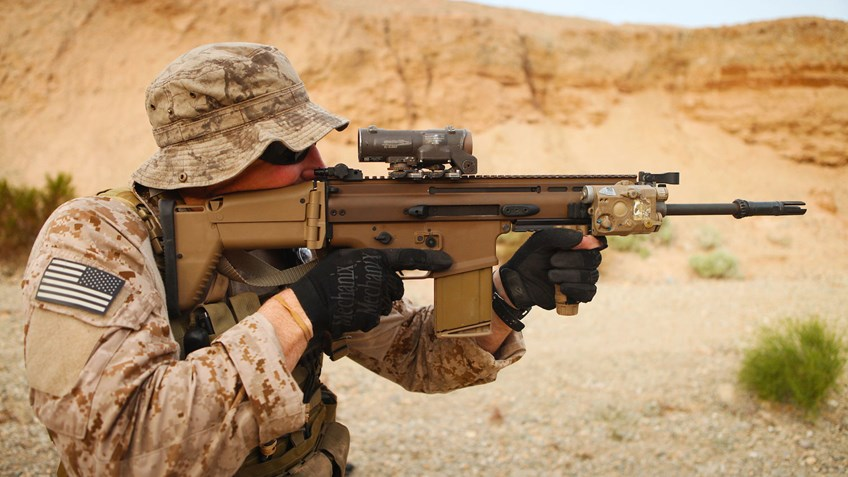 Smooth Operator: A Brief History of the FN SCAR