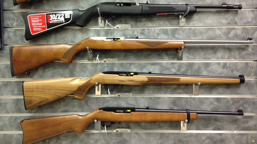 The Ruger 10/22: America's Rimfire Legend
