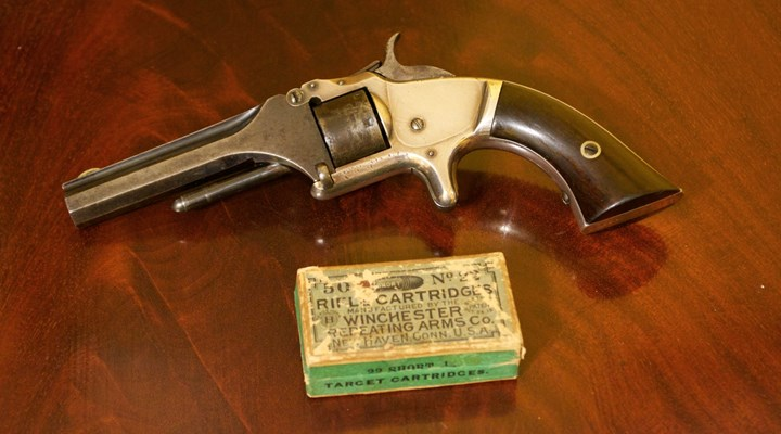 The Smith & Wesson Model Number One: Birth of .22 Rimfire