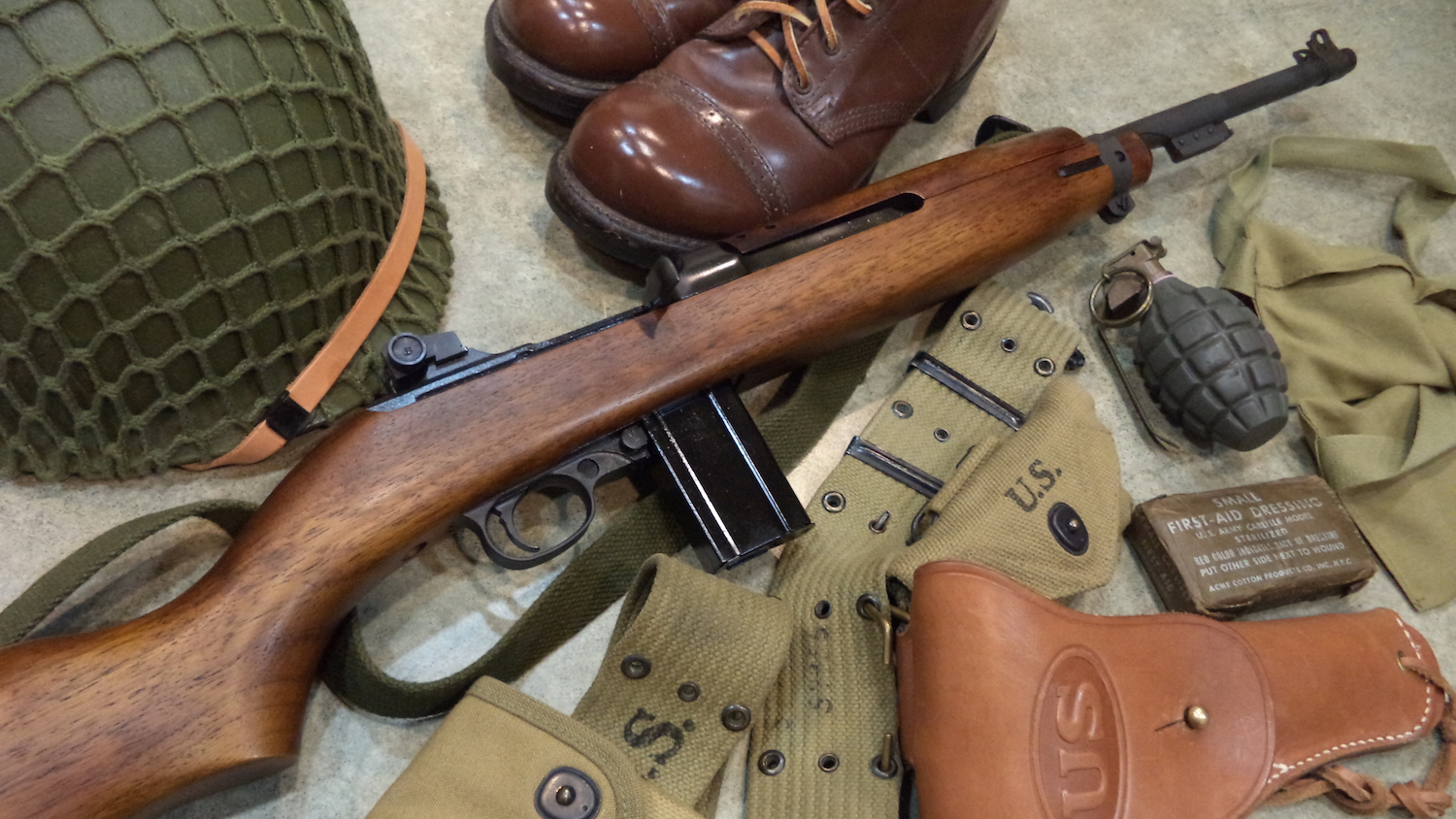 The M1 Carbine: America's 'Light Rifle'