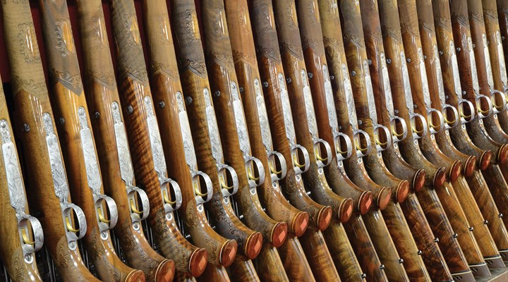 Gun Collecting: Where the Guns Are