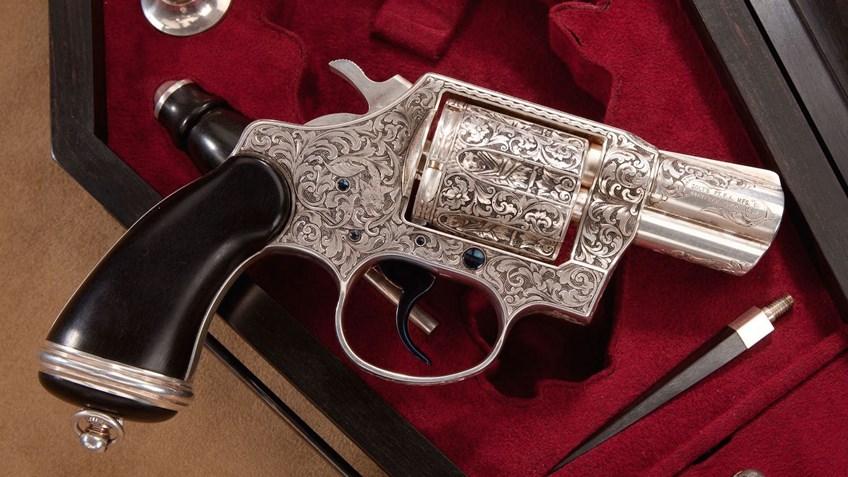 Scream, Dracula, Scream! The Vampire Hunter Colt Detective Special Revolver