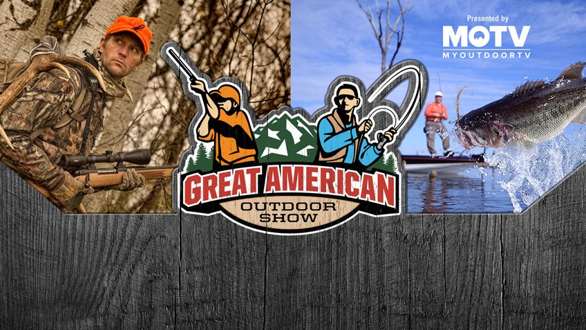 Great American Outdoor Show Tickets On Sale Now!