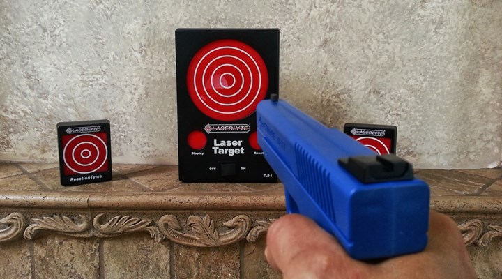 Training Aids For Off-The-Range Shooting Practice