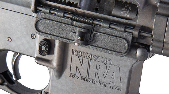 2017 Friends of NRA Gun of the Year: The Daniel Defense V7