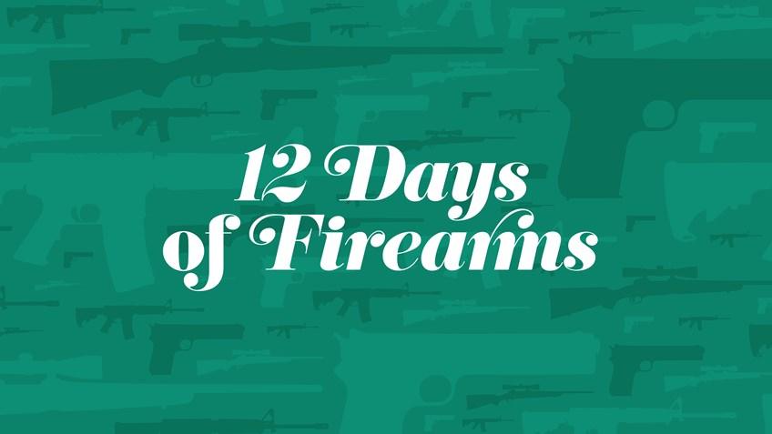 Day 4: Ed McGivern's Smith & Wesson Model No. 3 Revolver