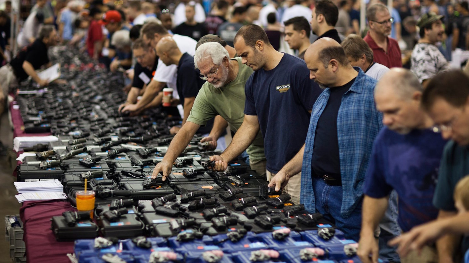 Record Black Friday gun sales, not polls, confirm historic support for gun rights in U.S.