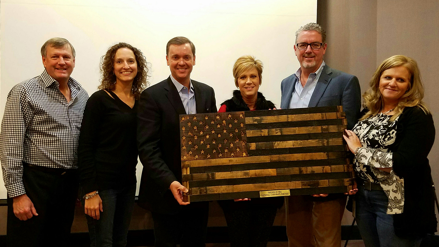 Friends of NRA Honors Daniel Defense Partnership