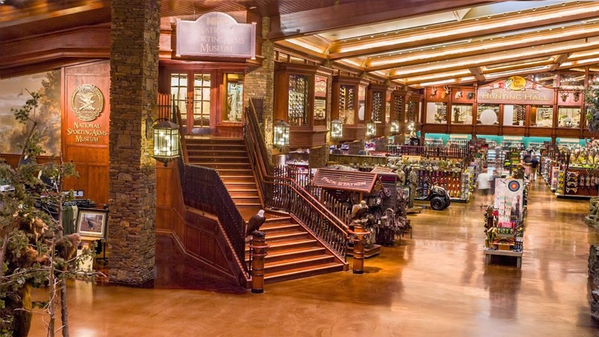 NRA National Sporting Arms Museum at Bass Pro Shops Welcomes Milestone 1 Millionth Visitor