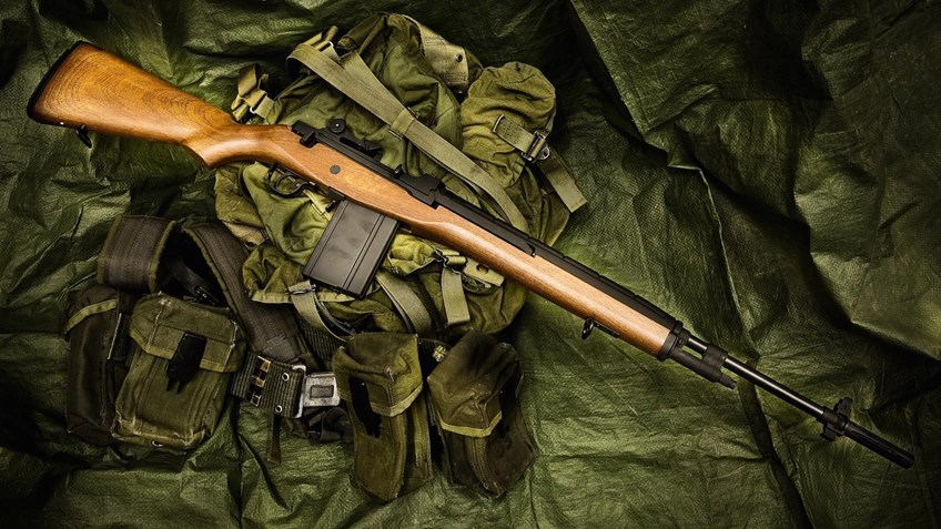 A Brief History of the M14 Rifle: A Time of Transition