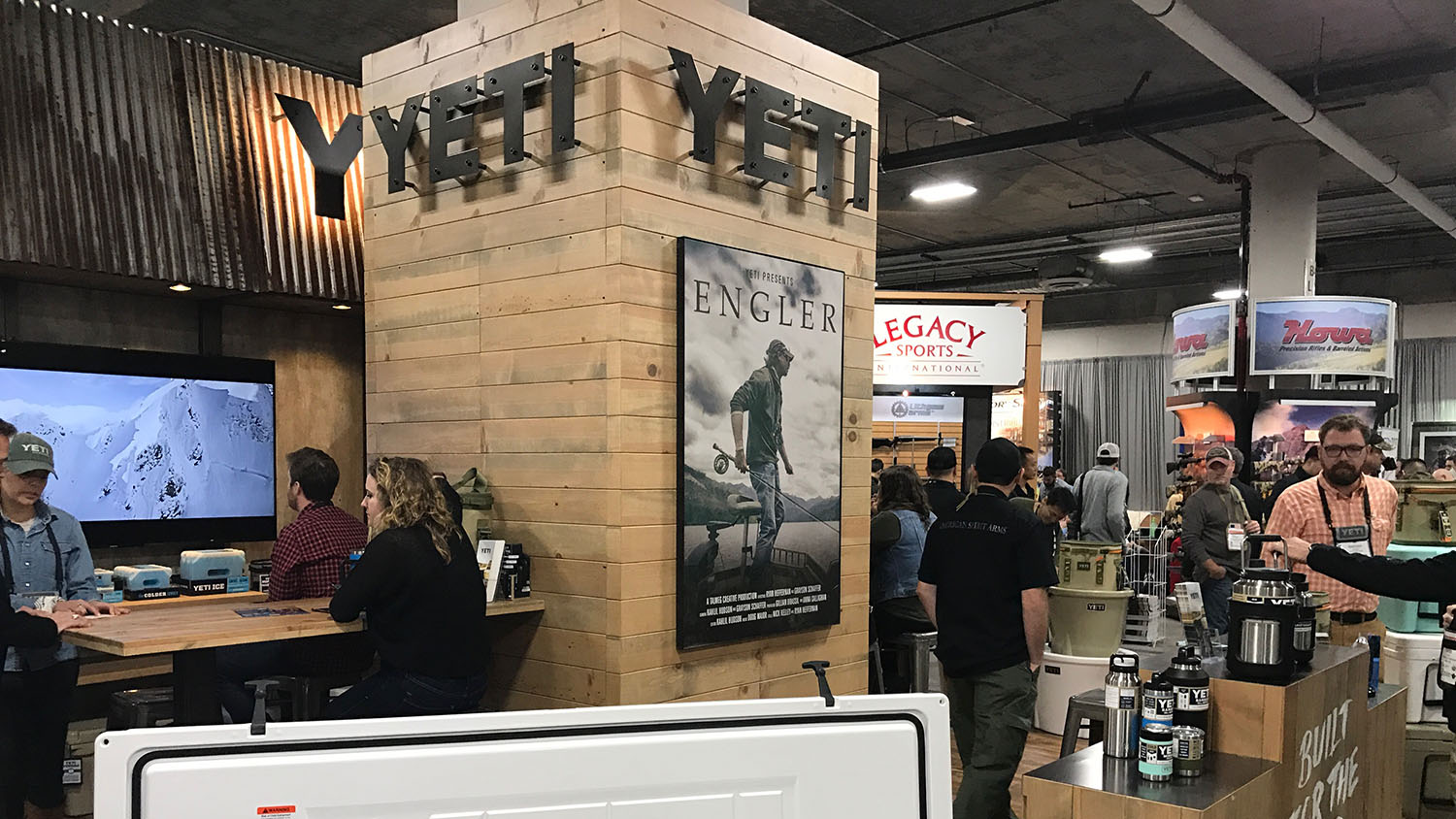 Beyond the Firearms at SHOT Show