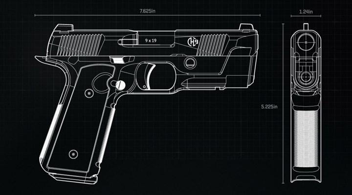 5 New Handguns From SHOT Show 2017