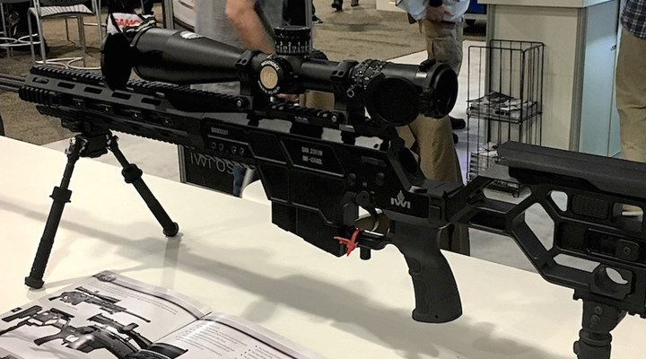 5 Precision Rifles from SHOT Show 2017