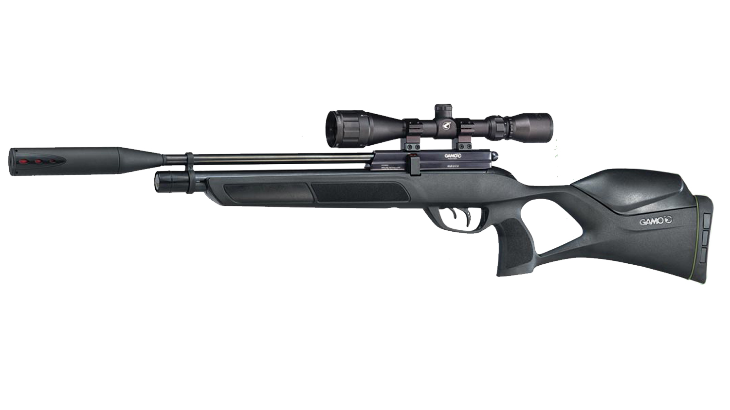 Airguns, Airguns, And More Airguns