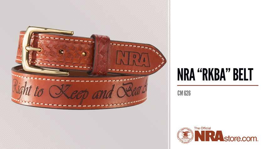 NRAstore Product Highlight: NRA