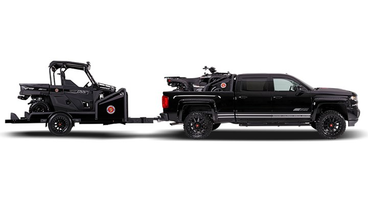 Enter To Win This Awesome NRA Truck Package Customized By Richard Childress Racing!
