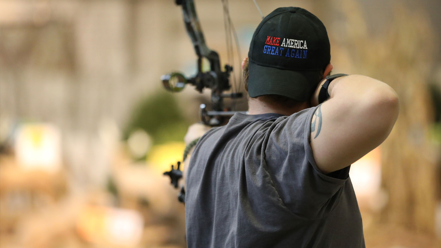 Bowhunters Combine Skill and Athleticism at the Great American Outdoor Show
