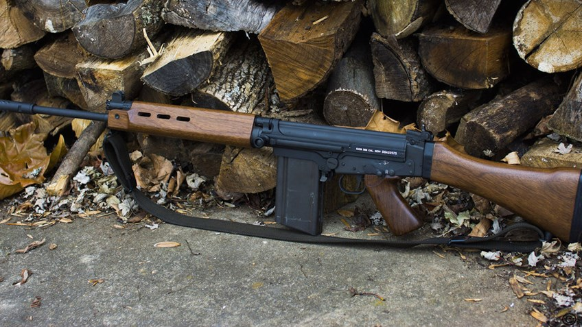 The FN FAL: 'The Right Arm of the Free World'