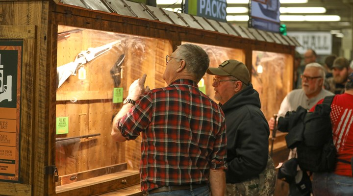 Sportsmen Gather To Raise Funds At The Great American Outdoor Show
