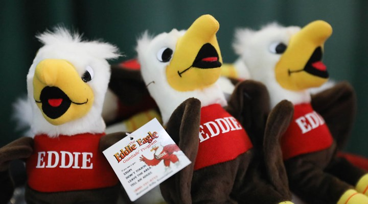 Eddie Eagle Kid Zone Makes Gun Safety Fun at 2017 Great American Outdoor Show