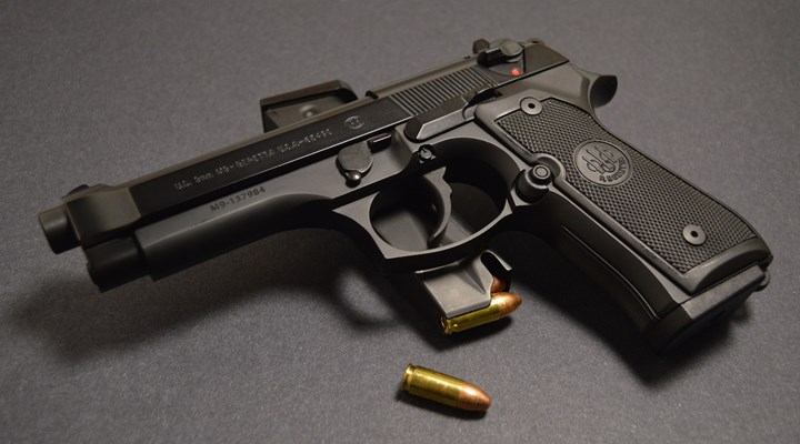 Remembering How the Beretta M9 Became America's Sidearm