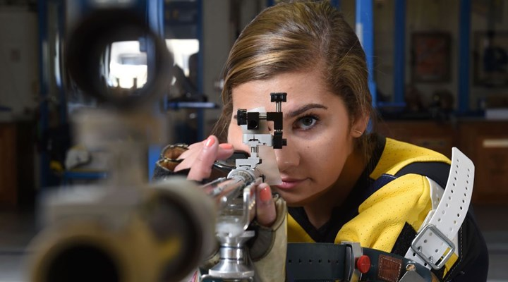 A Brief History of the NCAA Rifle Championship