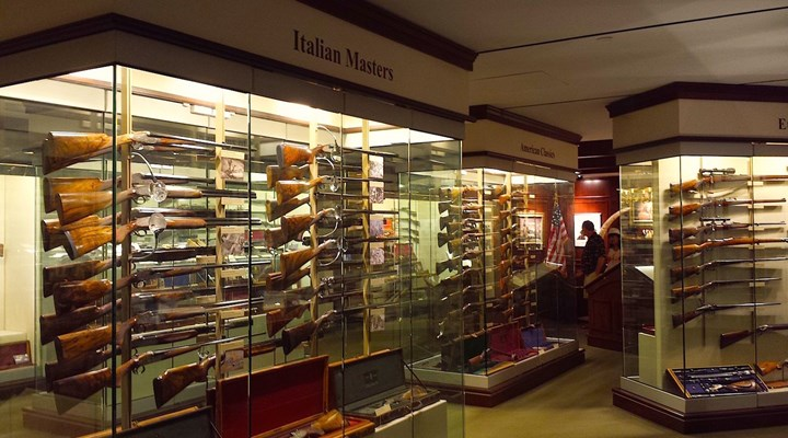Taking A Tour Through American History At The NRA National Firearms Museum
