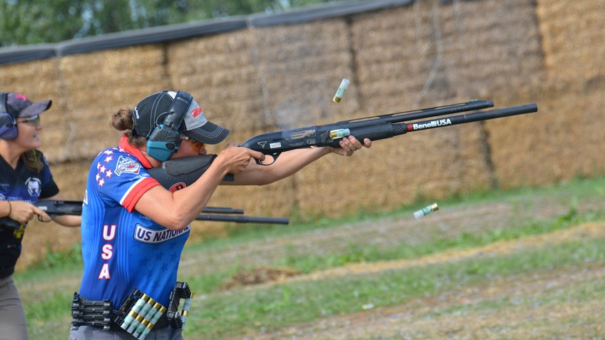 Women Continue Finding Success, Safety and Self in the Shooting Sports