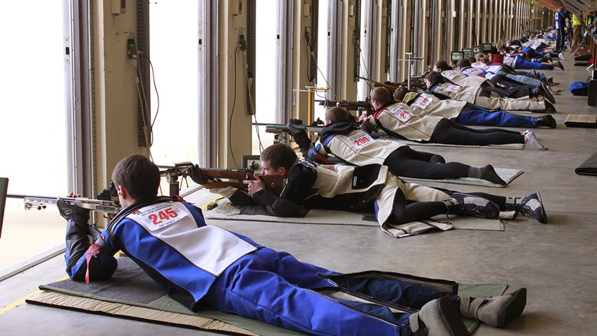 2017 NRA Intercollegiate Rifle Club Championship Schedule