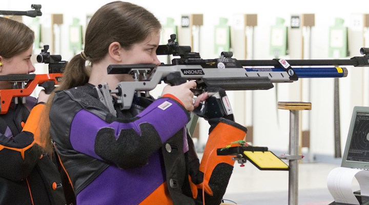 Student Athletes Shine at NRA Intercollegiate Rifle Club Championships at Fort Benning