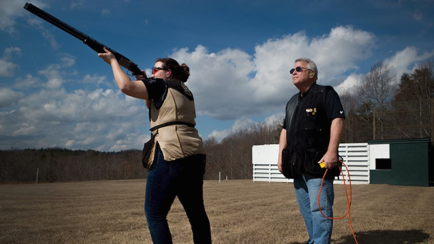 NRA Coaches Lay Foundations For Shooting Sports Success