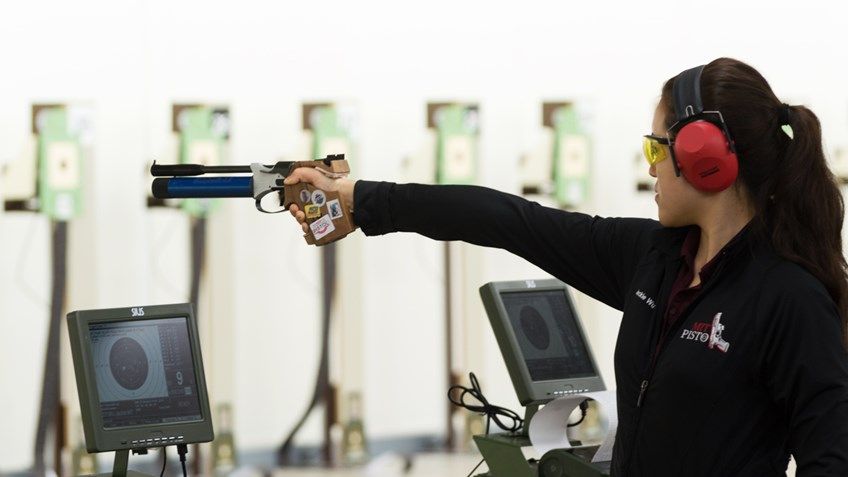 Military Academy Cadets Prevail at NRA Intercollegiate Pistol Championships