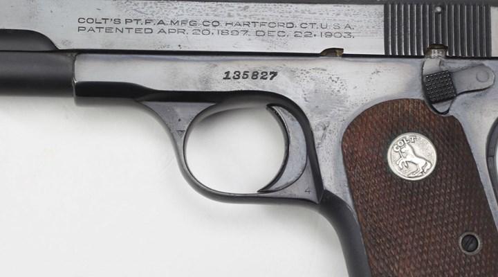 History in a Handgun: Gen. Ridgely Gaither's Colt .380