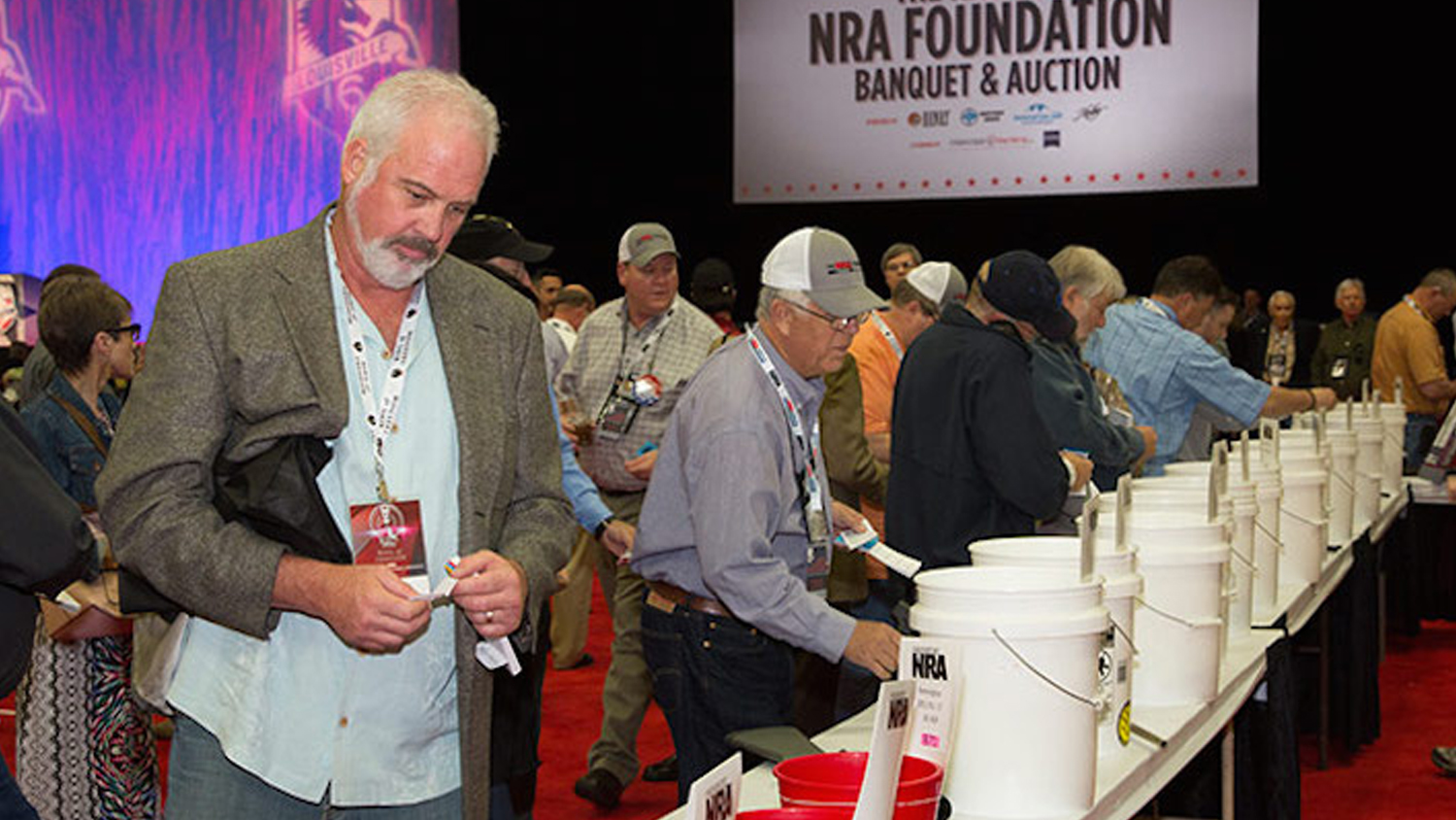 The 2017 National NRA Foundation Banquet
