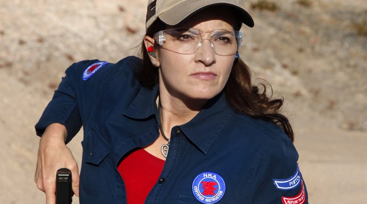 Meet NRA Instructor Maggie 'CCW Maggie' Mordaunt