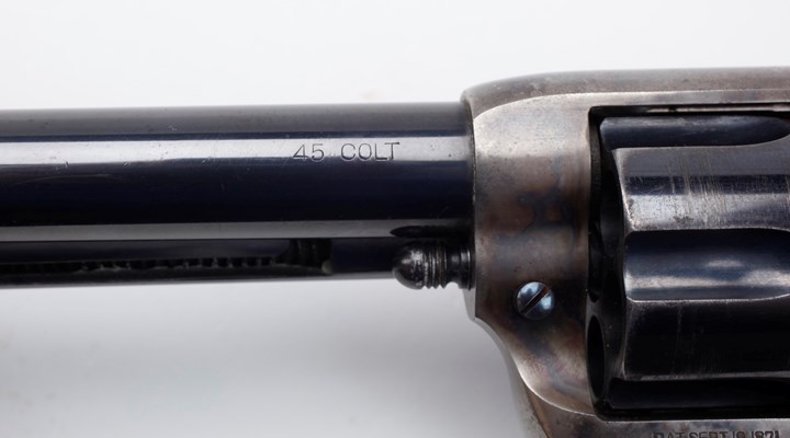 History in a Handgun: Erle Stanley Gardner's Colt Single Action Army