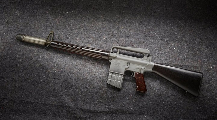 A Brief History of the AR-10, the AR-15's 'Big Brother'