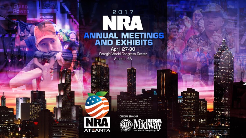 NRA Annual Meeting Events: Saturday, April 29th