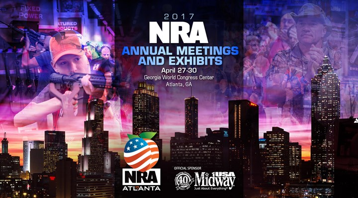 NRA Annual Meeting Events: Sunday, April 30th