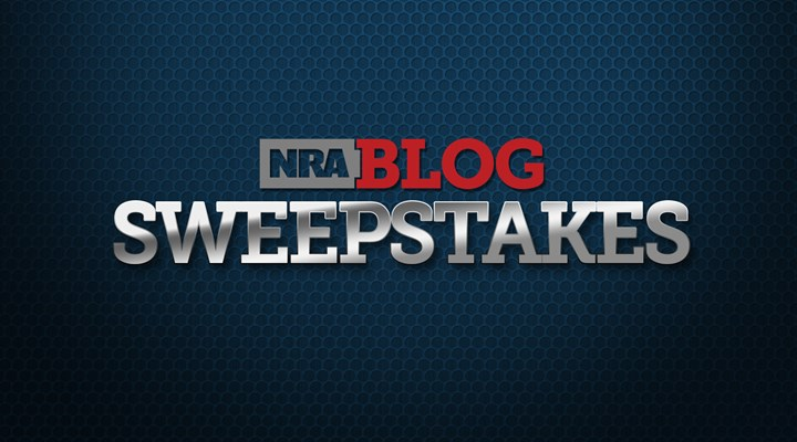 Enter To Win The May NRA Blog Sweepstakes