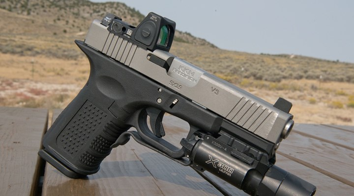 Five Red Dot Sights For Your Pistol