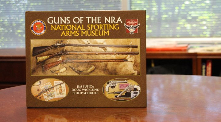 NRA Museums Publishes A New Book
