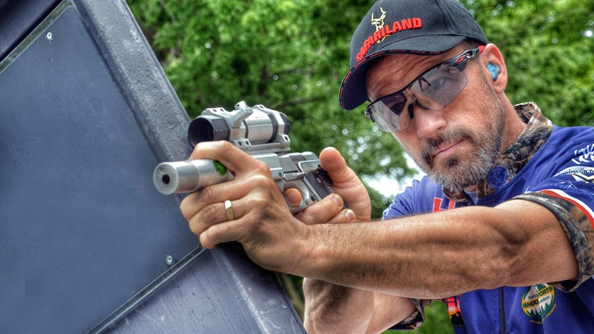 Faces Of The Competition At The 2017 NRA Bianchi Cup