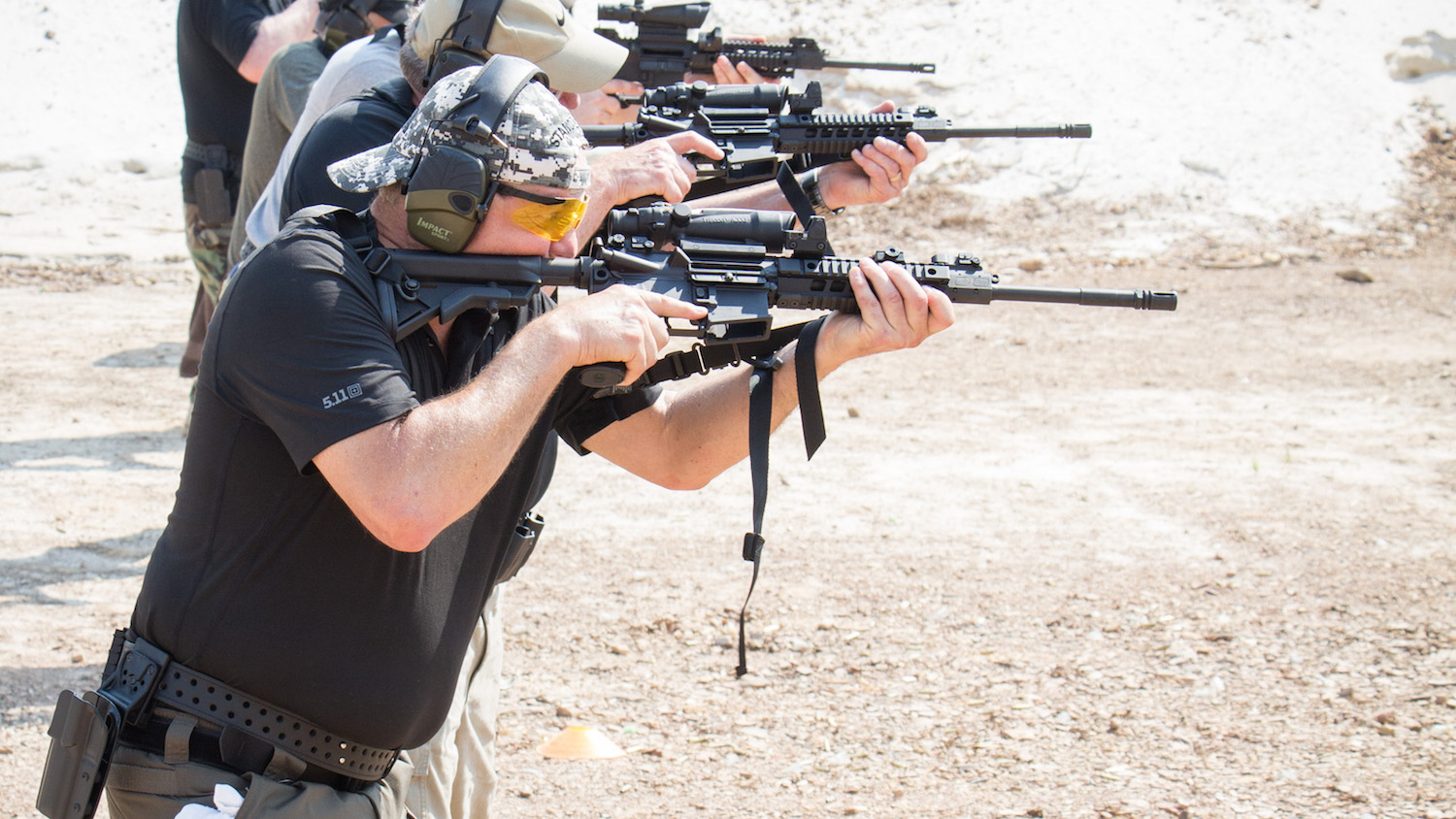 Tactical Rifle Training From The World's Leading Experts Through NRA Outdoors