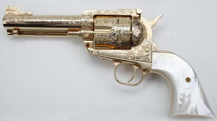 History in a Handgun: Arvo Ojala's Ruger Blackhawk Revolvers