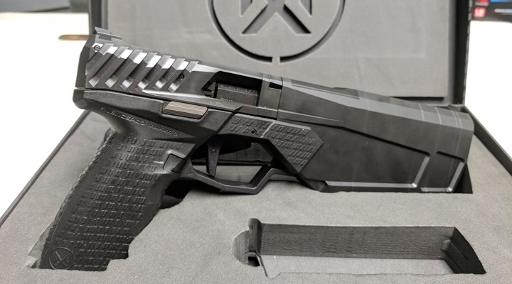 SilencerCo Donates New Maxim 9 Suppressed Pistol to NRA Museums Collection