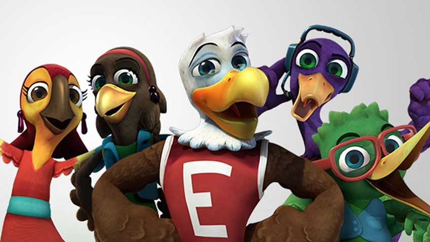 Eddie Eagle's Gun Safety Message Takes Flight