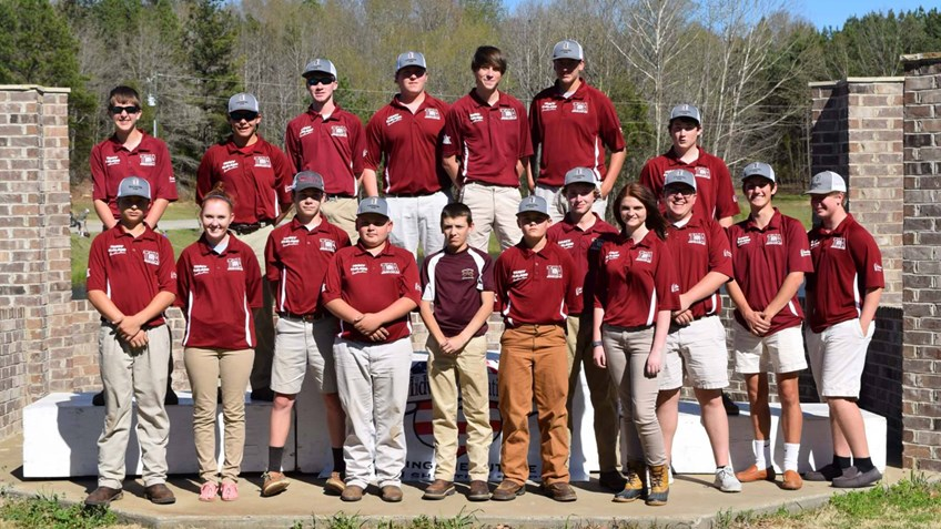 NRA Foundation Grant Helps South Carolina Youth Shooting Foundation Celebrate